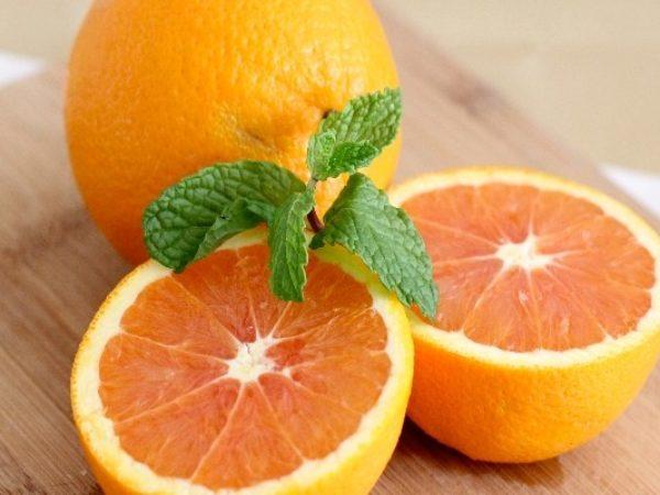 Huesos fuertes y sanos con naranjas